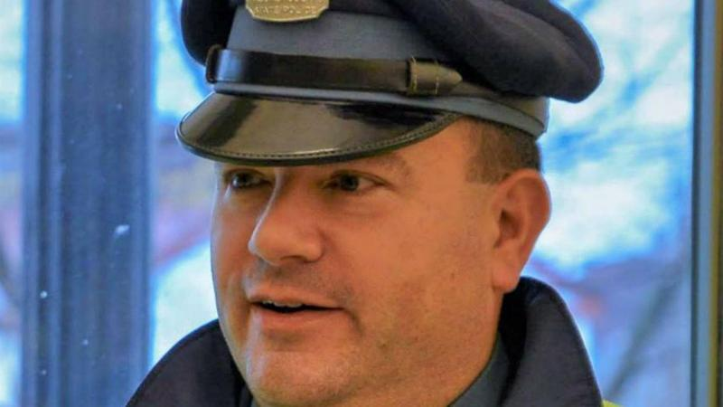 Polícia Christian Paluk