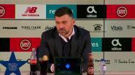 Sérgio Conceição: «Mbemba? Deu uma resposta positiva»