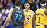 Dallas Mavericks-LA Lakers