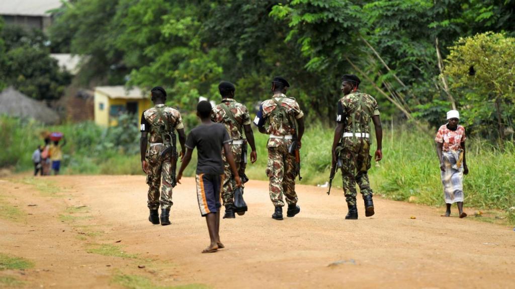 Polícia - Moçambique