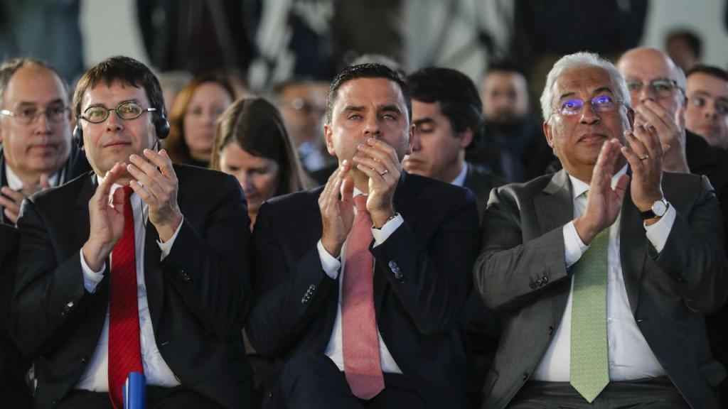 Assinatura do acordo entre Governo e ANA para o novo aeroporto no Montijo