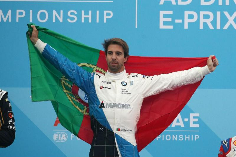 António Félix da Costa (BMW)