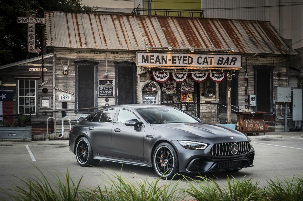 Mercedes AMG GT 63 S 4MATIC Coupé