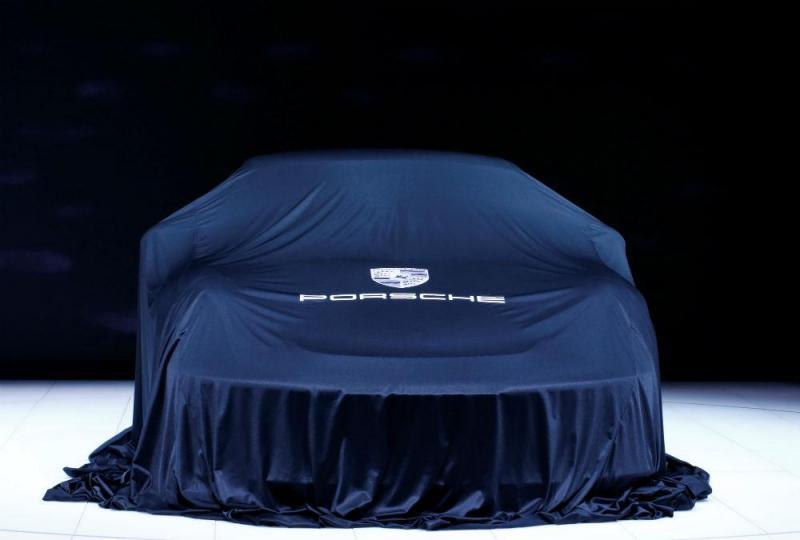 Porsche (Reuters)
