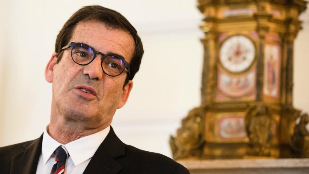 Presidente da Câmara Municipal do Porto, Rui Moreira
