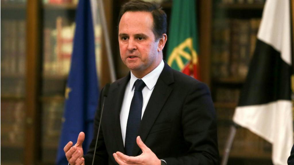 Presidente da Câmara Municipal de Lisboa, Fernando Medina