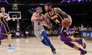 Los Angeles Lakers-Detroit Pistons