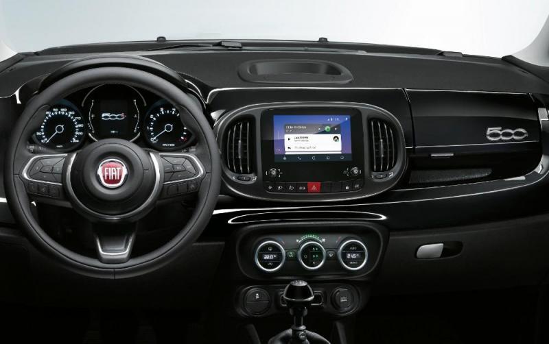 Fiat 500XL e 500L Mirror