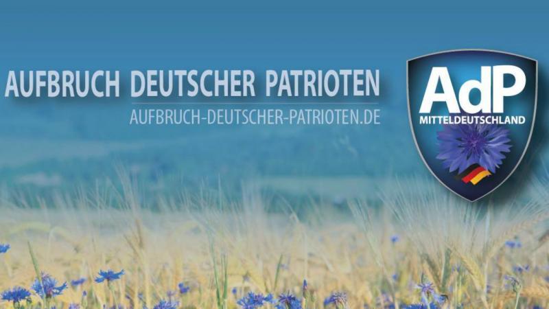 Aufbruch der deutschen Patrioten, novo partido alemão polémico