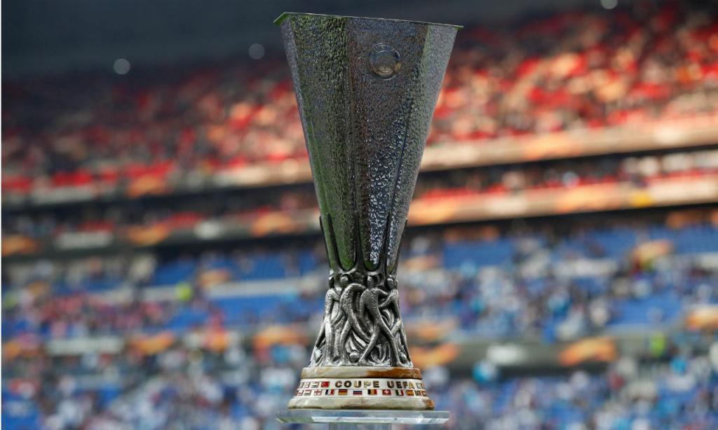 Troféu da Liga Europa (Reuters)