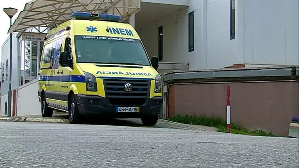 Única ambulância inter-hospitalar pediátrica do algarve está inoperacional