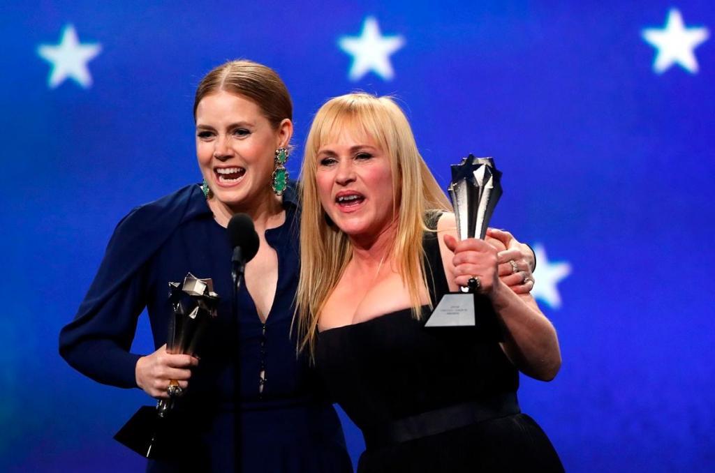 Os vencedores dos Critics' Choice Awards