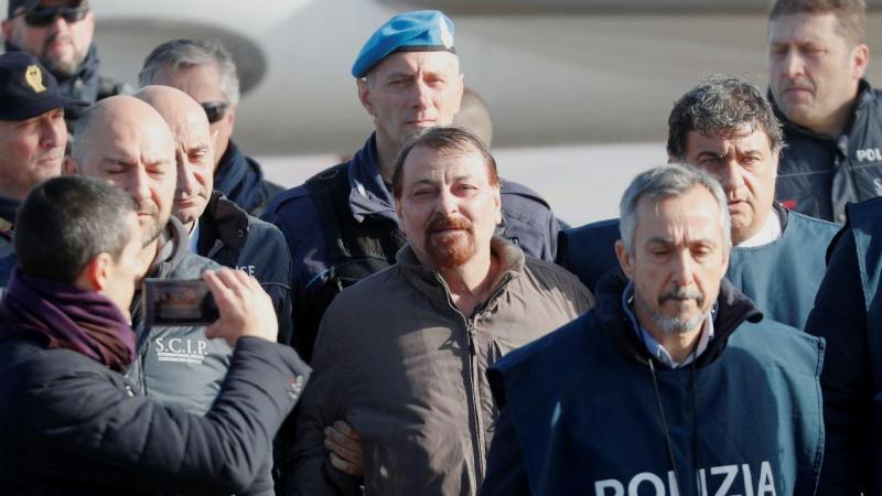 Detenção de Cesare Battisti