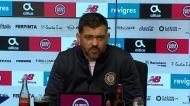 «Sérgio Oliveira não treinou como eu queria»