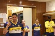 Rui Vitória orientou primeiro treino no Al-Nassr