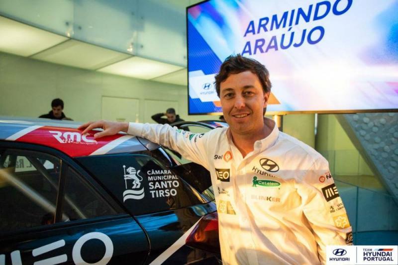 Armindo Araújo (Hyundai Portugal)
