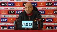 «Sp. Braga é uma equipa fortíssima, ao nível dos outros grandes»
