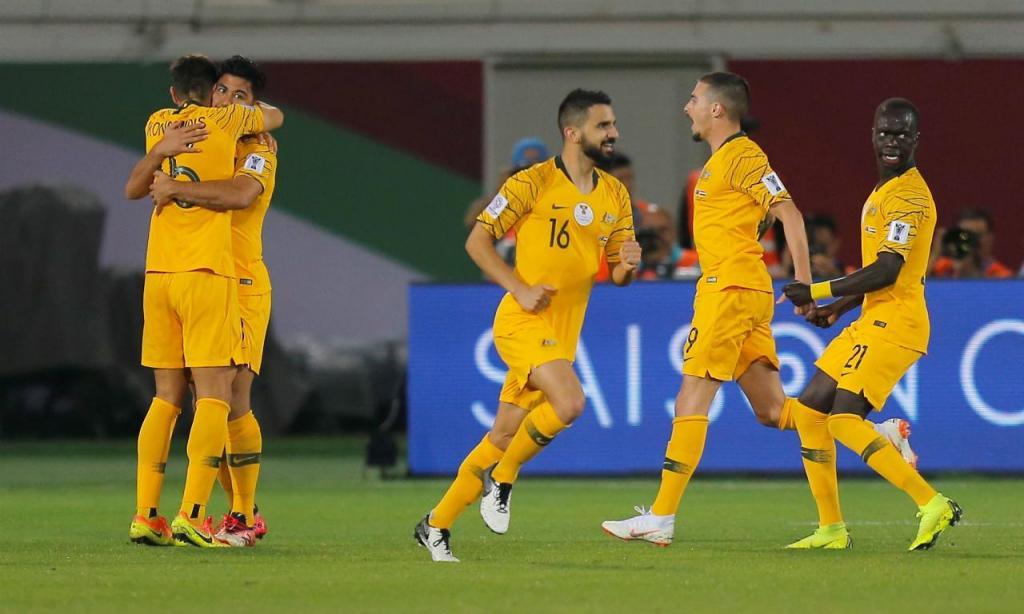 Austrália - Taça da Ásia 2019 (Reuters)