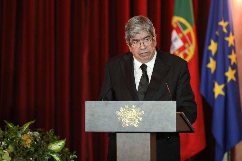 Presidente da Assembleia da República, Ferro Rodrigues, na abertura do Ano Judicial