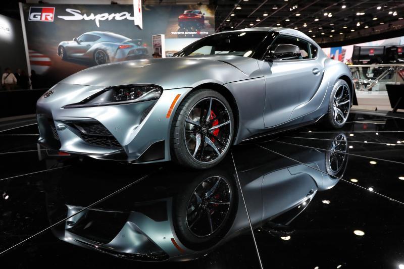 Toyota GR Supra - Salão de Detroit (Lusa)