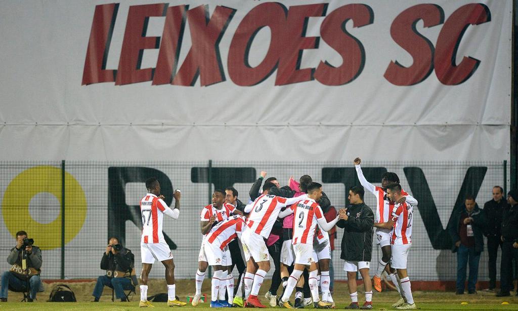 Leixões-FC Porto