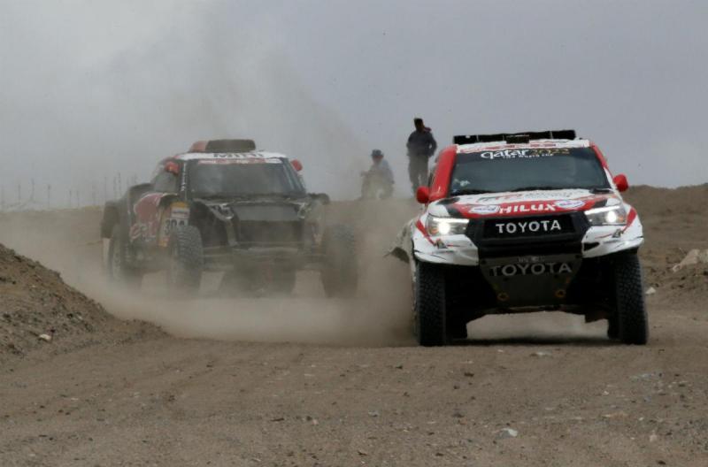 Nasser Al-Attiyah (Reuters)