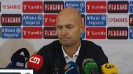 «É bom saber que temos dois jogos extra com o Benfica»