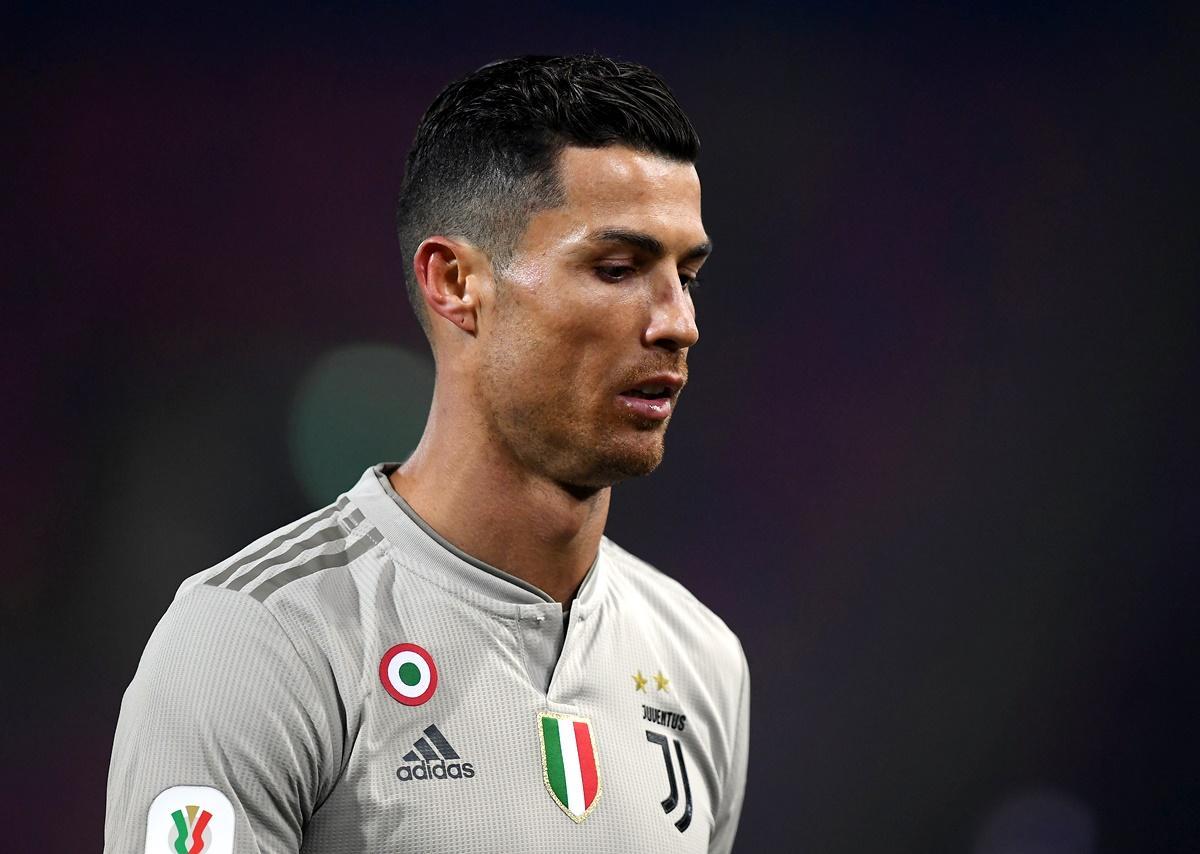 Jasmine Lennard faz acusações a Cristiano Ronaldo