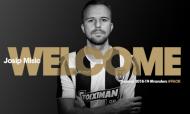 Josip Misic (site oficial do PAOK)