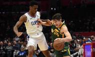 Los Angeles Clippers-Utah Jazz