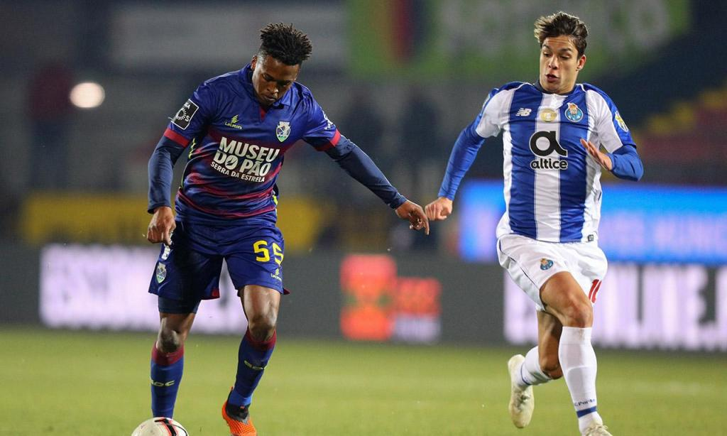 Chaves-FC Porto
