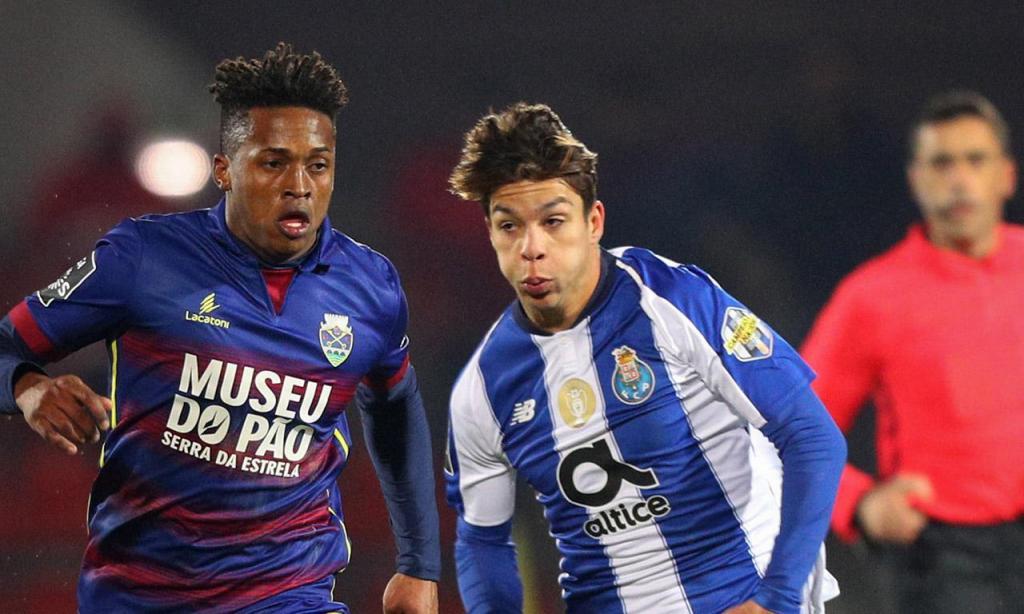 Chaves-FC Porto