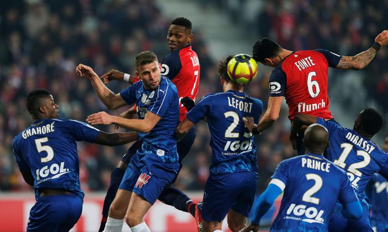 Lille-Amiens