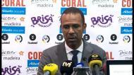 «Não jogámos bem, grande responsabilidade foi do Sp. Braga»