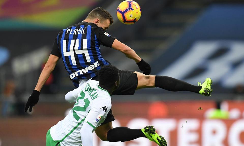 Itália: João Mário titular na derrota do Inter em Turim