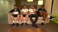Legia procura feito inédito com cinco portugueses