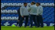 Mourinho recorda dia em que se escondeu no cesto da roupa