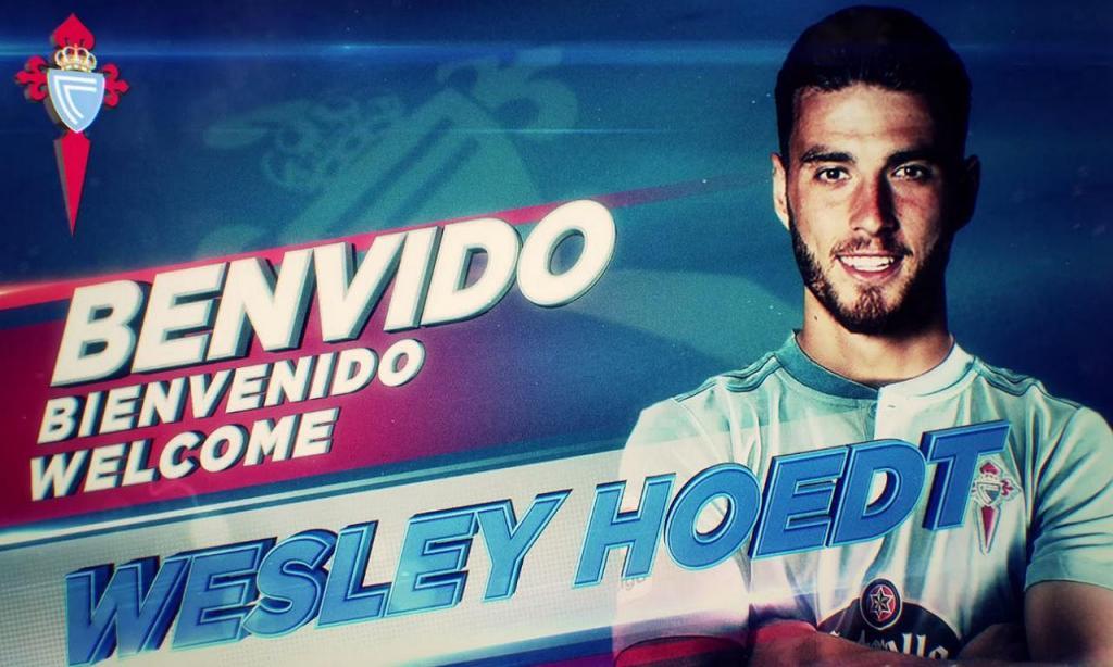 Wesley Hoedt (Celta de Vigo)