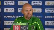 A pergunta sobre o Benfica-FC Porto que deixou Keizer a rir