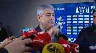 Vieira diz que Benfica não precisa de reforços e traça objetivos