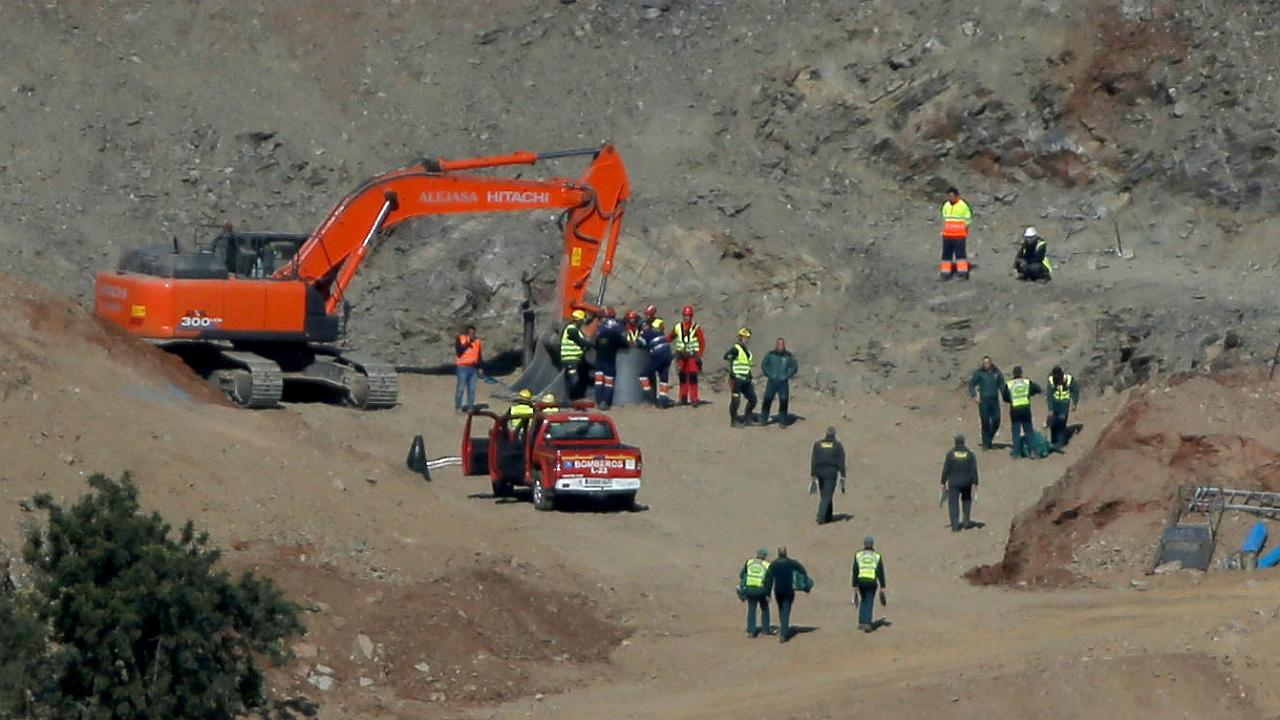 Equipa de Mineiros participa nas operações em Totalán