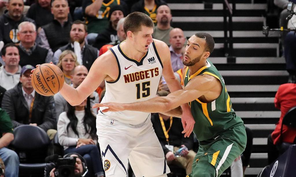 Utah Jazz-Denver Nuggets