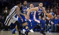 Philadelphia 76ers-San Antonio Spurs