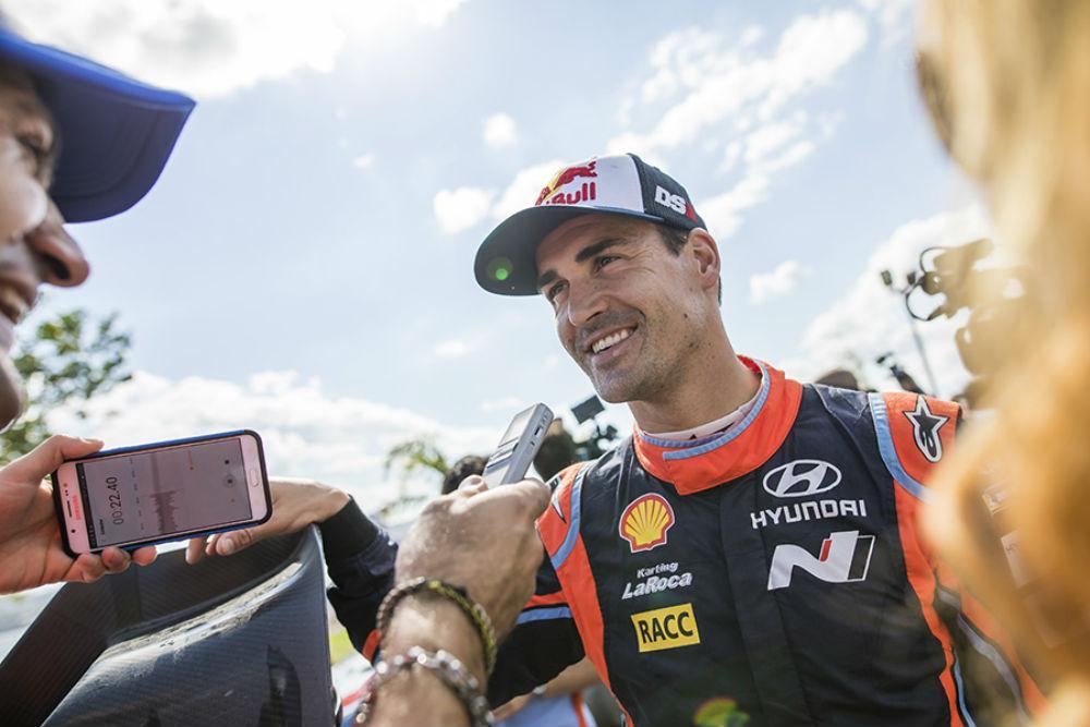 Dani Sordo (Hyundai Motorsport)
