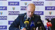 PSP explica operação para a final da Taça da Liga