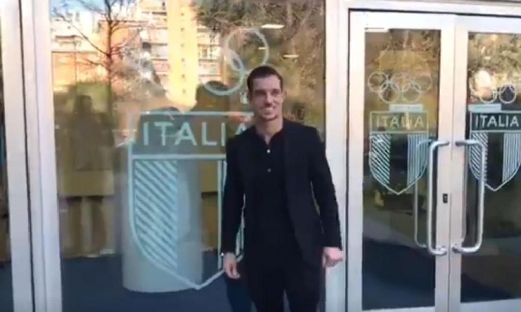 Cédric Soares em Itália