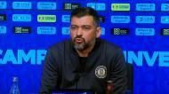 «No jogo em Alvalade fomos à procura da vitória»