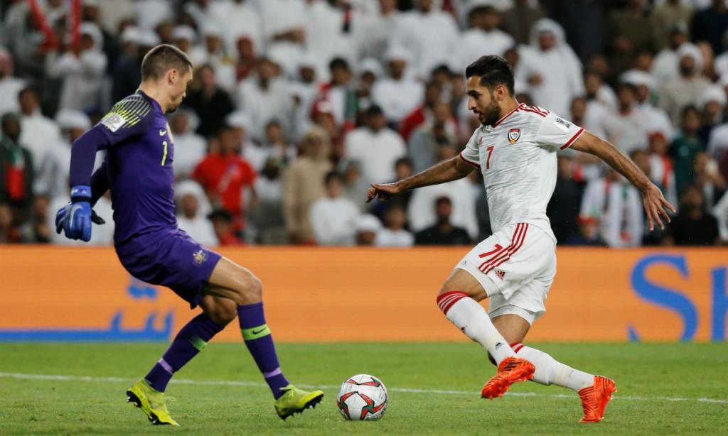 Taça da Ásia: Emirados Árabes Unidos - Austrália (Reuters)