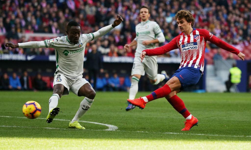 Atlético de Madrid-Getafe (Reuters)