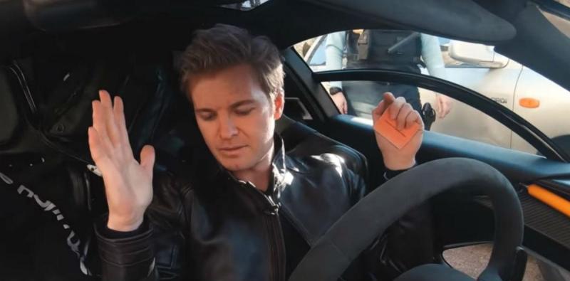 Nico Rosberg (reprodução YouTube)
